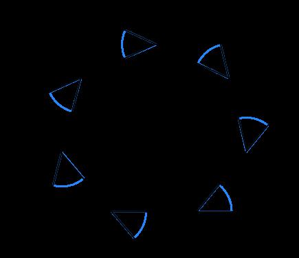 Angles for Exterior angles of a polygon